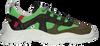 Groene WYSH Lage sneakers EMILEE  - small