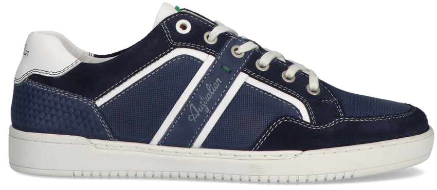 Blauwe AUSTRALIAN Lage sneakers MILAN  - larger