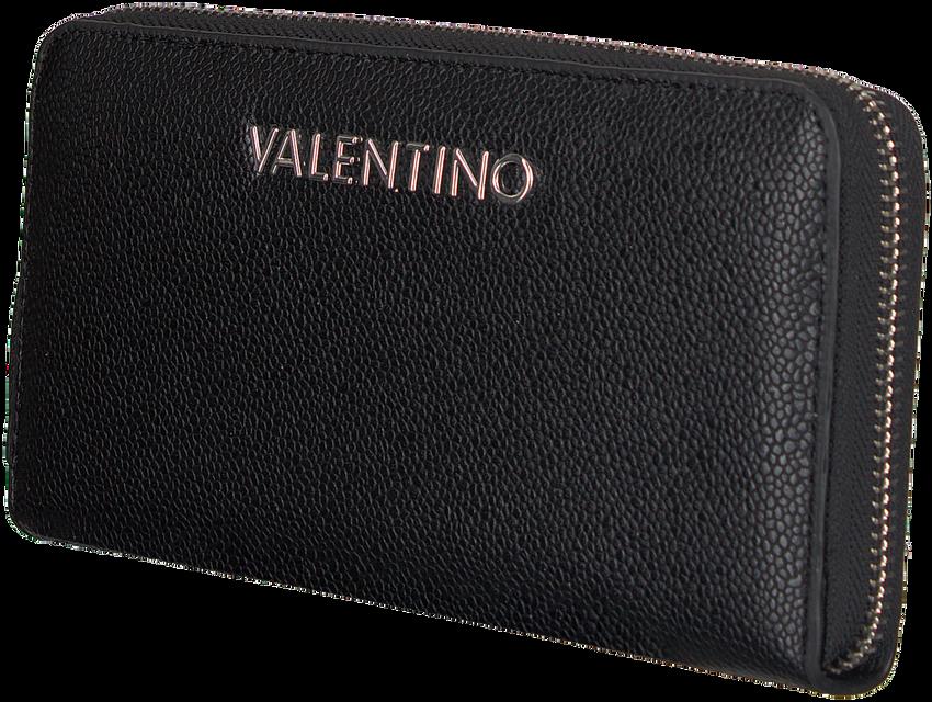 Zwarte VALENTINO BAGS Portemonnee DIVINA ZIP AROUND WALLET - larger