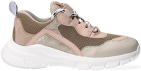 Beige CLIC! Lage sneakers CL-20309  - medium