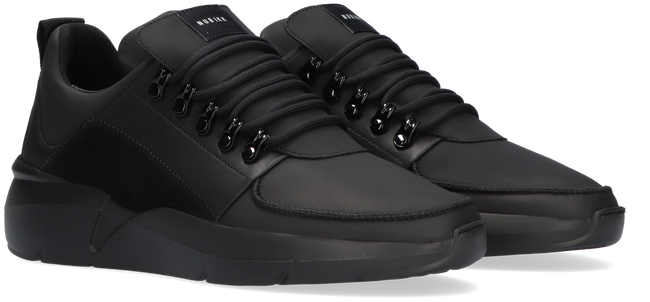 Zwarte NUBIKK Lage sneakers ROQUE ROYAL HEREN - large