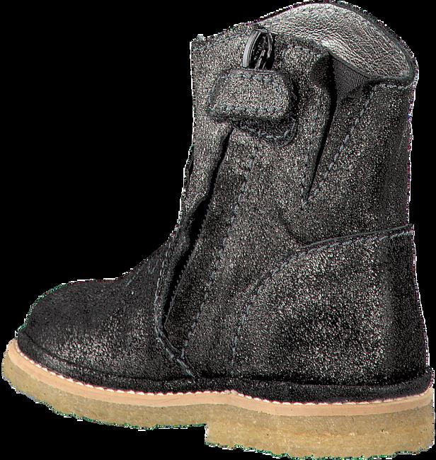 Zwarte SHOESME Lange laarzen BC5W016C  - large