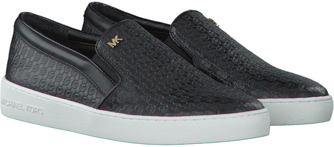 Zwarte MICHAEL KORS Sneakers COLBY SLIP ON  - large