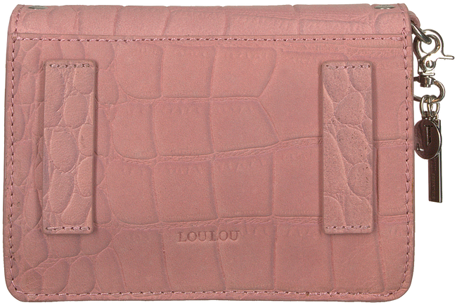 Roze LOULOU ESSENTIELS Schoudertas 02FAPA  - large