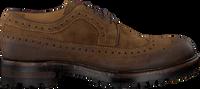 Bruine MAZZELTOV Nette schoenen 9065  - medium