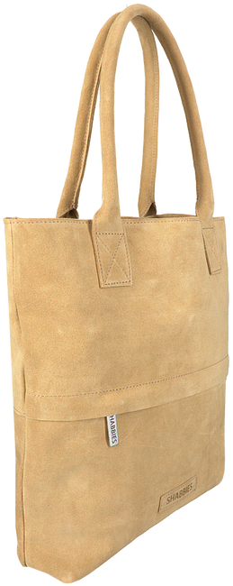 Beige SHABBIES Handtas CROSS BODY L  - large