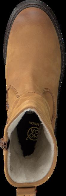 Bruine OMODA Lange laarzen R13619  - large