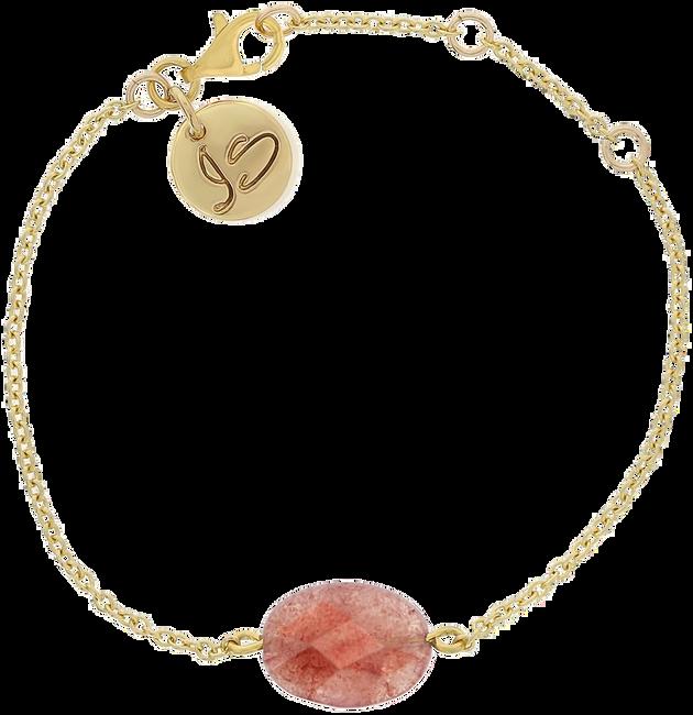 Roze JEWELLERY BY SOPHIE Armband GEMSTONE BRACELET - large