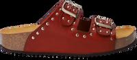 Cognac RED-RAG Slippers 78120  - medium