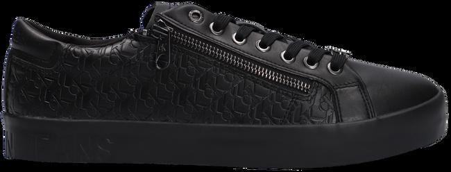 Zwarte CALVIN KLEIN Lage sneakers VULCANIZED LACEUP ZIP  - large