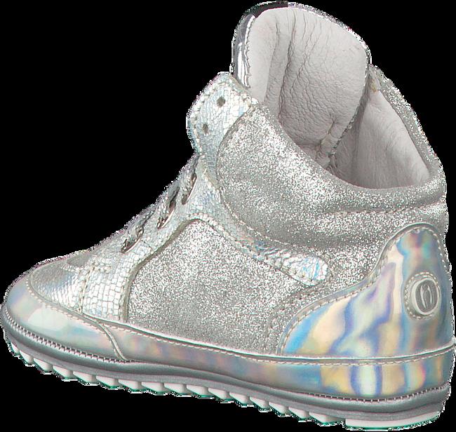 Zilveren SHOESME Babyschoenen BP7W026  - large
