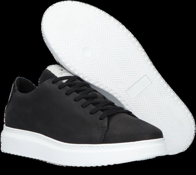 Zwarte GOOSECRAFT Lage sneakers JULIAN CUPSOLE  - large