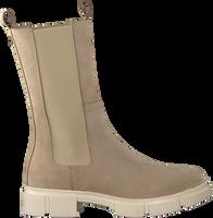 Beige OMODA Chelsea boots ROMY - medium