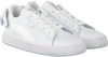 Witte PUMA Sneakers BASKET BOW AC INF - small