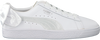 witte PUMA Sneakers BASKET BOW JR  - small