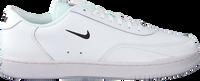 Witte NIKE Lage sneakers COURT VINTAGE  - medium