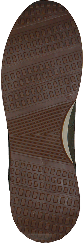 Groene MAZZELTOV Sneakers MRALPH102  - larger