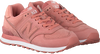 Roze NEW BALANCE Sneakers WL574 - small