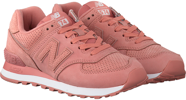 Roze NEW BALANCE Sneakers WL574 - large