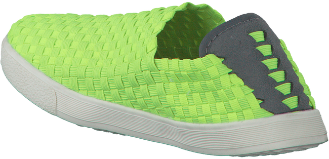 Groene ROCK SPRING Slip-on sneakers  WARHOL  - large