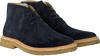 Blauwe NUBIKK Veterschoenen LOGAN DESERT MEN  - small