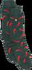 Groene ALFREDO GONZALES Sokken RED PEPPERS - small