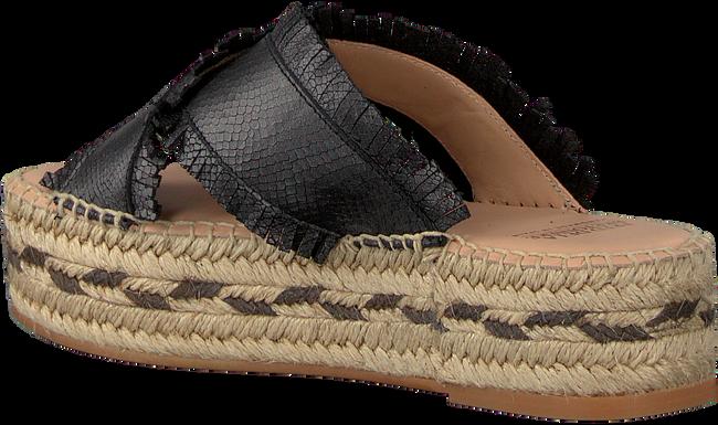 Zwarte FRED DE LA BRETONIERE Slippers 152010101  - large