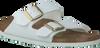 Witte BIRKENSTOCK PAPILLIO Slippers ARIZONA DAMES  - small