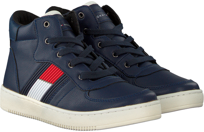 Blauwe TOMMY HILFIGER Sneakers T3B4-30095-0193800- - large