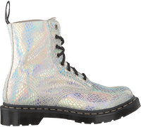 Witte DR MARTENS Veterboots 1460 PASCAL  - medium