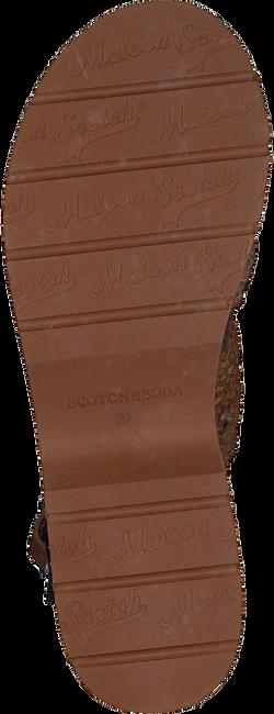 Bruine SCOTCH & SODA Sandalen PHIONA  - large
