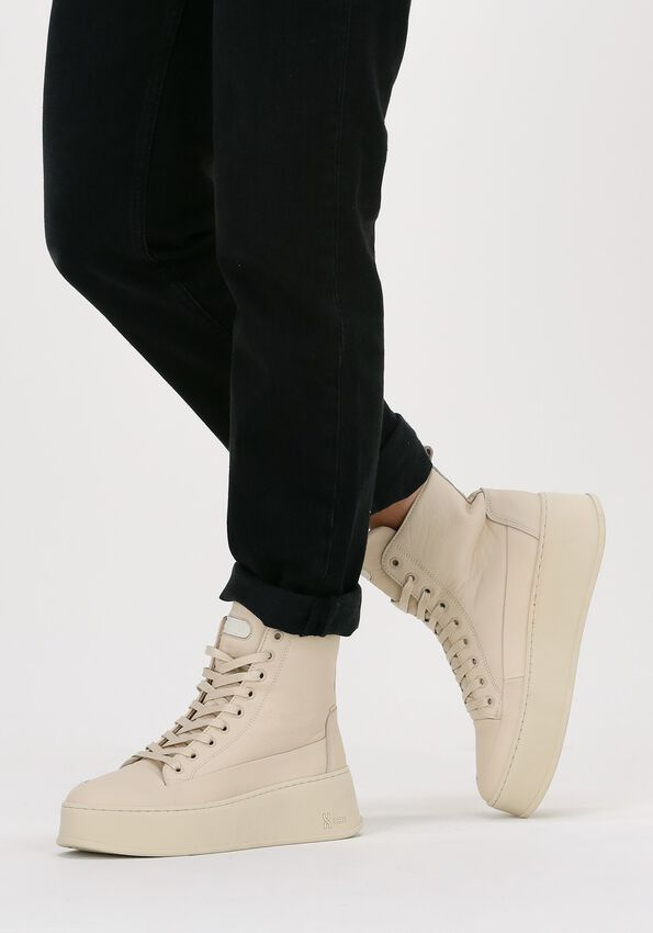 Camel BRONX Hoge sneaker BUMPP-IN 47368  - larger