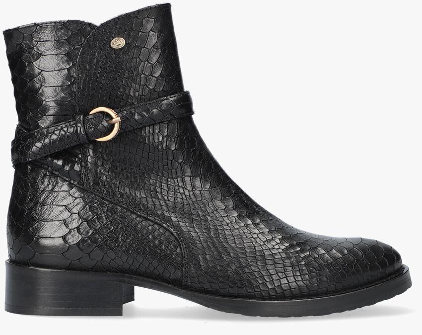 Zwarte FRED DE LA BRETONIERE Biker boots 181010106  - larger