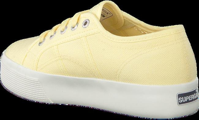 Gele SUPERGA Sneakers 2730 COTU  - large