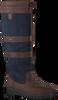 Bruine DUBARRY Hoge laarzen GALWAY  - small