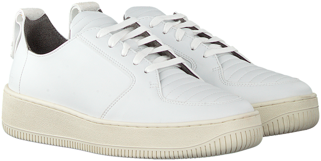 Witte EKN FOOTWEAR Lage sneakers ARGAN LOW SUTRI DAMES  - large