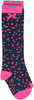 Zwarte LE BIG Sokken KYARA KNEEHIGH - small