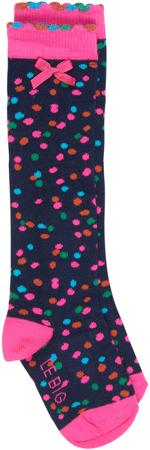 Zwarte LE BIG Sokken KYARA KNEEHIGH - large