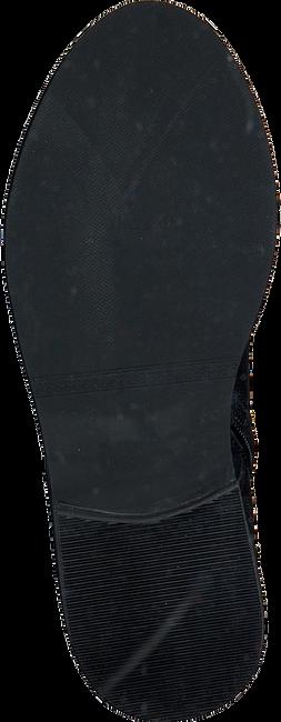Zwarte BRAQEEZ Veterboots PUCK PLEUN  - large