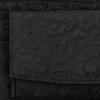 Zwarte LOULOU ESSENTIELS Portemonnee SLB LOVELY LEOPARD - small