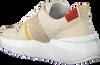 Beige NUBIKK Sneakers LUCY FRINGE  - small