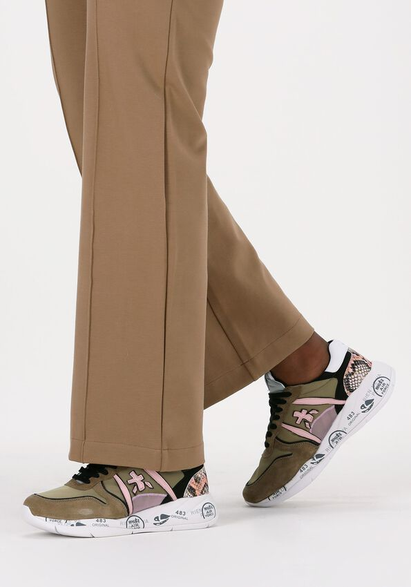 Groene PREMIATA Lage sneakers LAYLA  - larger