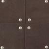 Bruine SHABBIES Handtas 212020037  - small