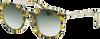 Beige IKKI Zonnebril LUNA  - small