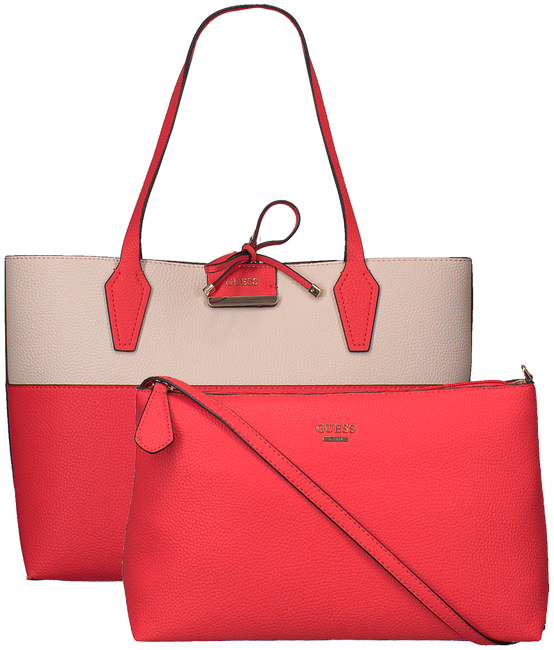 Roze GUESS Shopper HWCB64 22150 - large