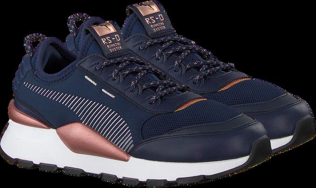 Blauwe PUMA Sneakers RS-0 TROPHY  - large