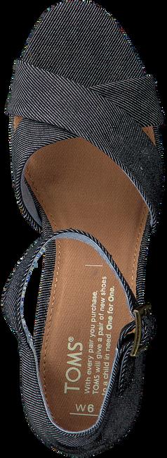 Zwarte TOMS Sandalen SIENNA  - large