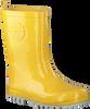 Gele SHOESME Regenlaarzen RB7A092  - small