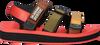 Multi SCOTCH & SODA Slippers LYDIA  - small