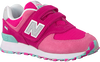Roze NEW BALANCE Sneakers YV574 M  - small